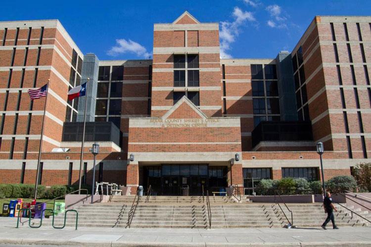 Bexar County Jail - San Antonio Texas